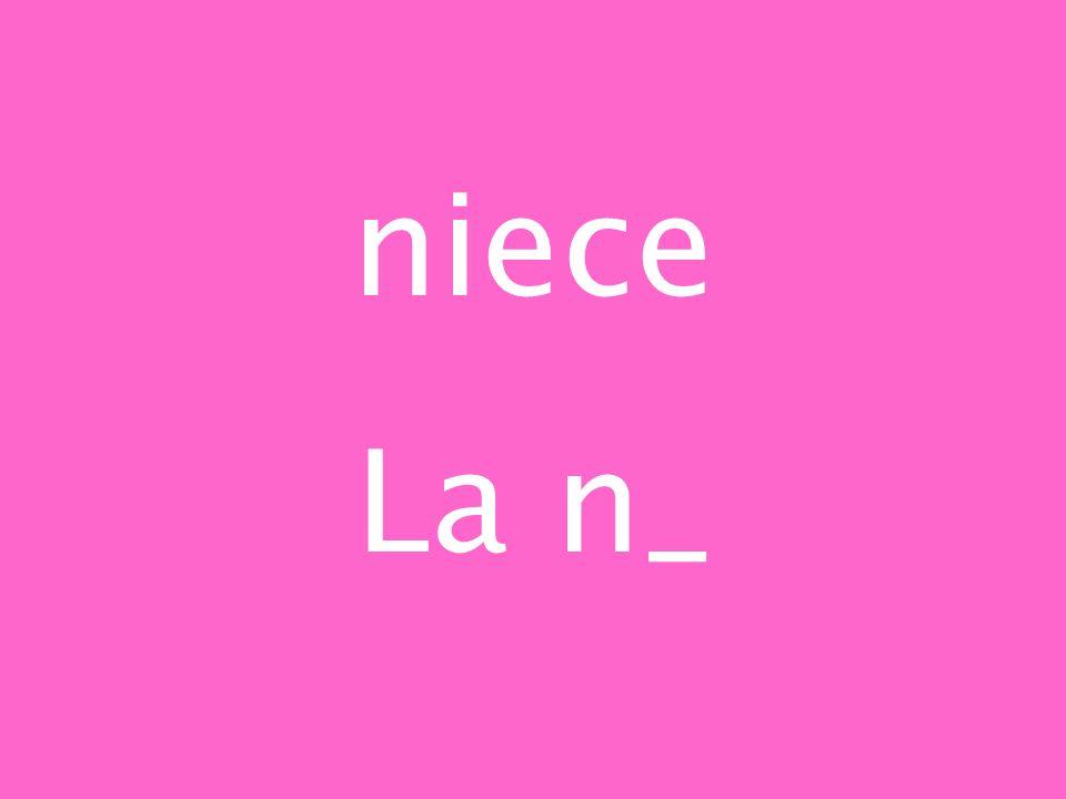 niece La n_