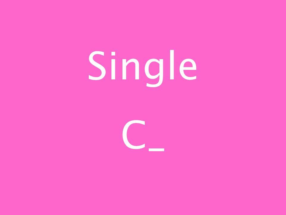 Single C_
