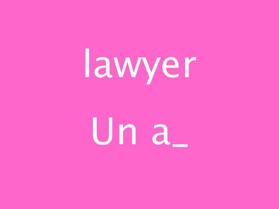 lawyer Un a_