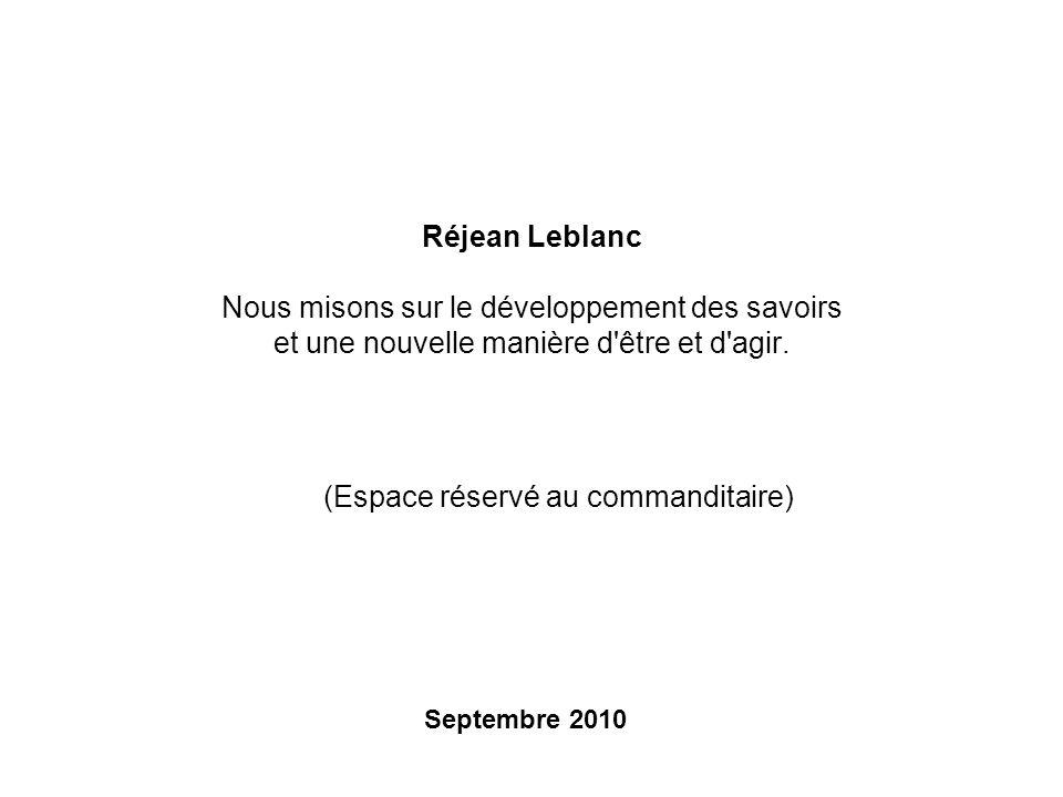 Jean-Marc Pelletier Cet événement est le coup denvol pour sortir lingénieur de son isolement. Août 2010 (Espace réservé au commanditaire)