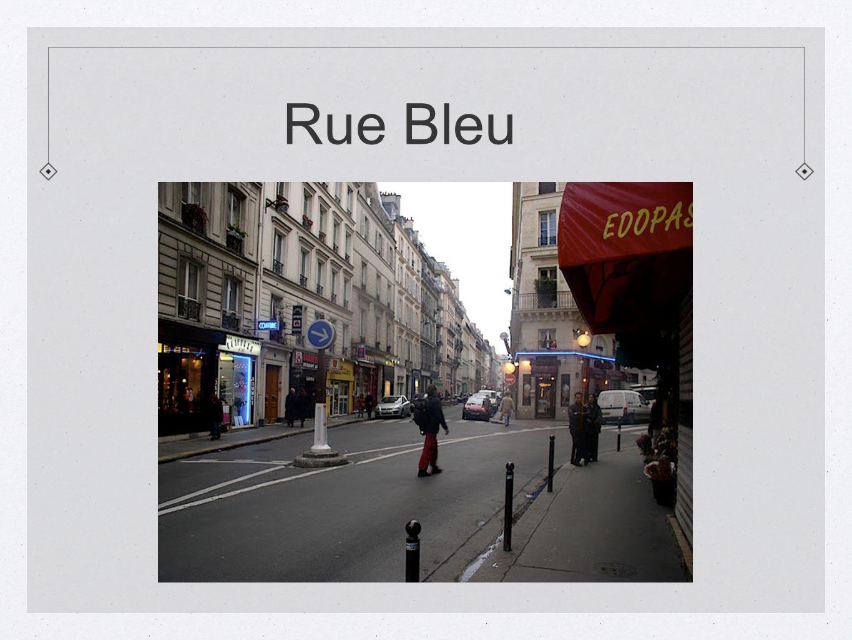 Rue Bleu