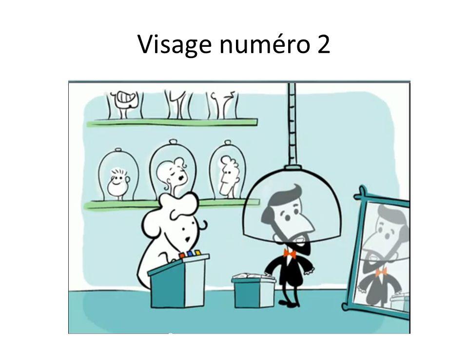Visage numéro 3