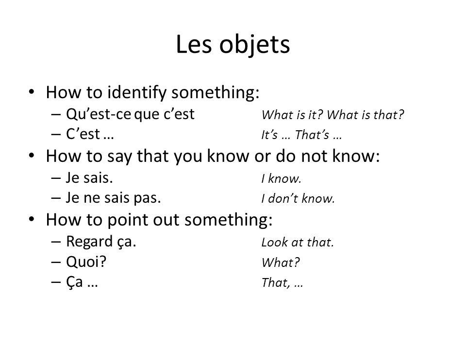 Cest Used when describing a person or thing Structure: – Cest + article + noun (+ adjective) Cest un scooter français.