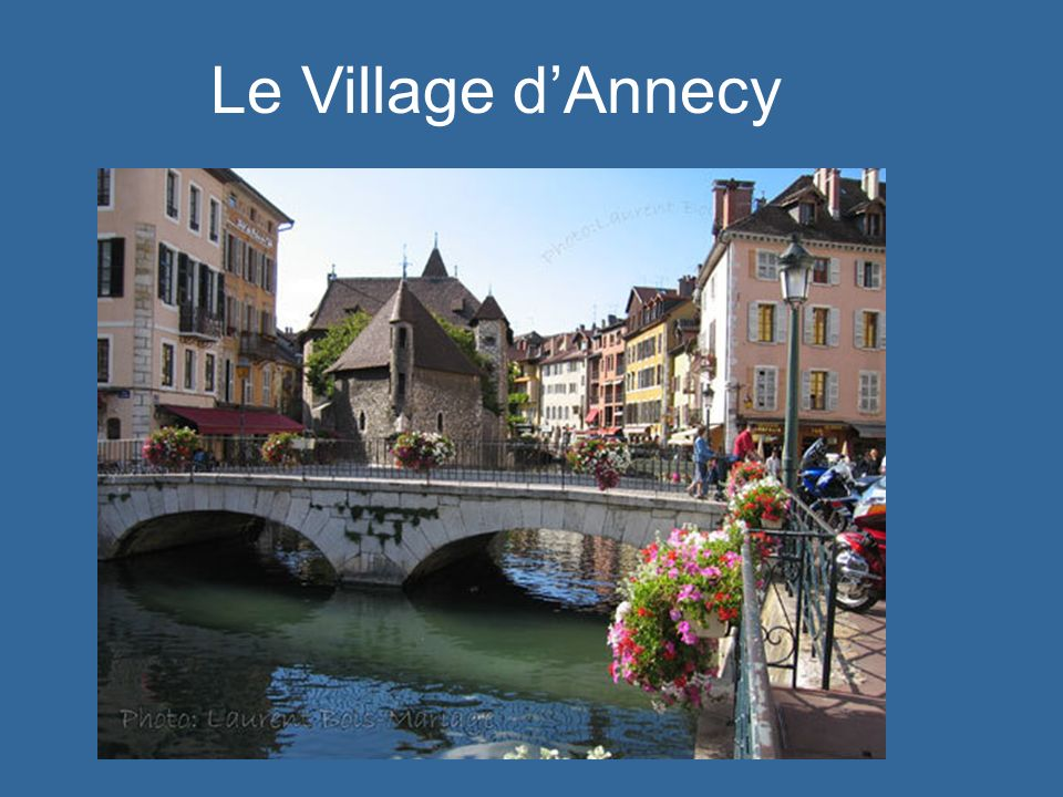 Le Village dAnnecy
