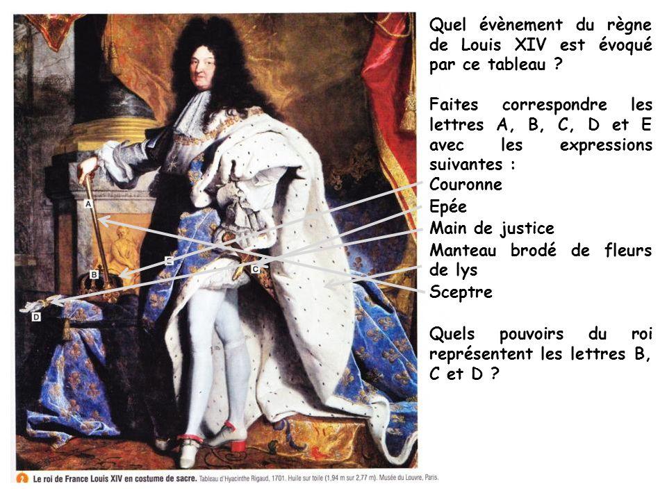Quelle différence observe-t-on dans le respect porté au roi entre ces deux images .