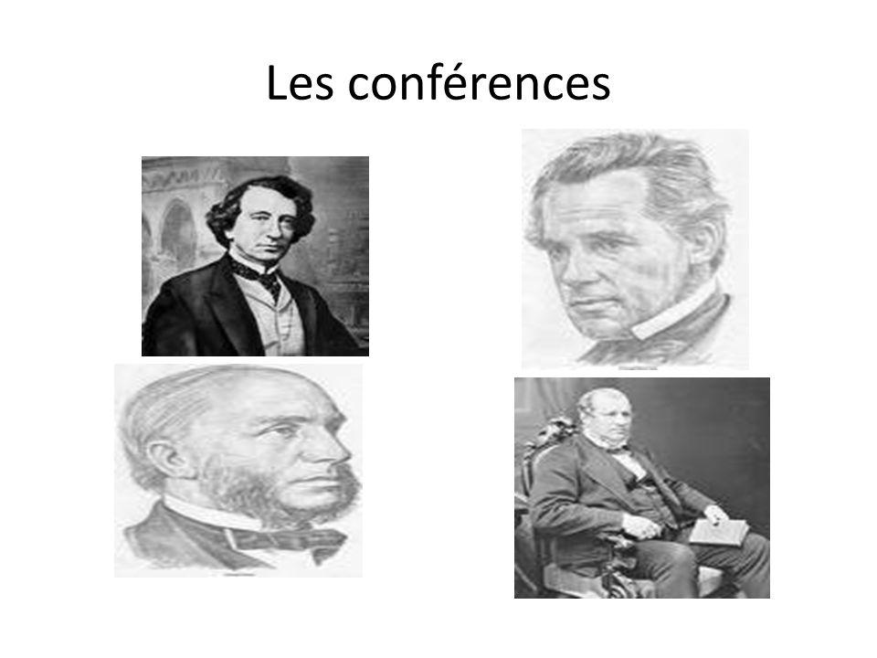 Les conférences