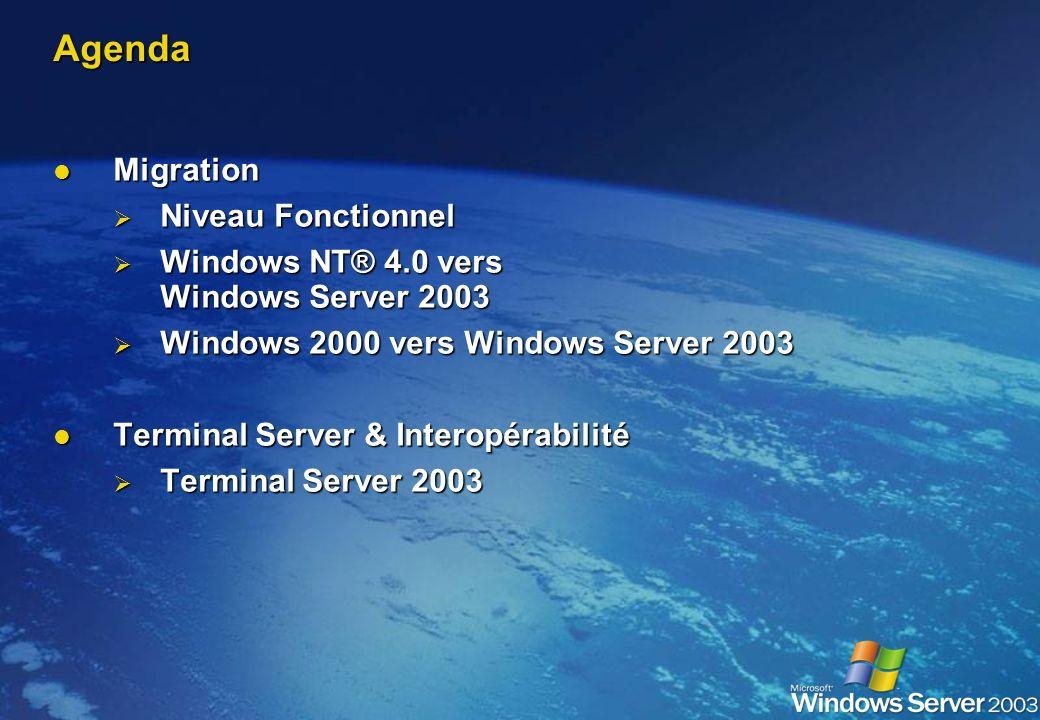 Yann Seyroles TAE Microsoft France Windows Server 2003