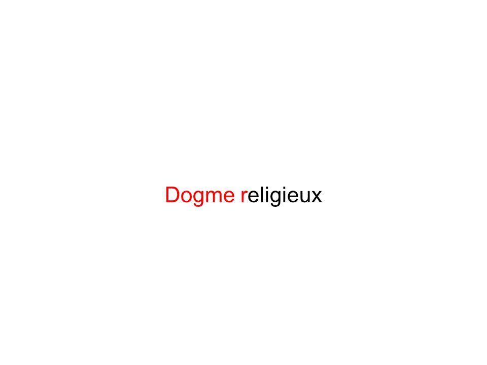 Dogme religieux