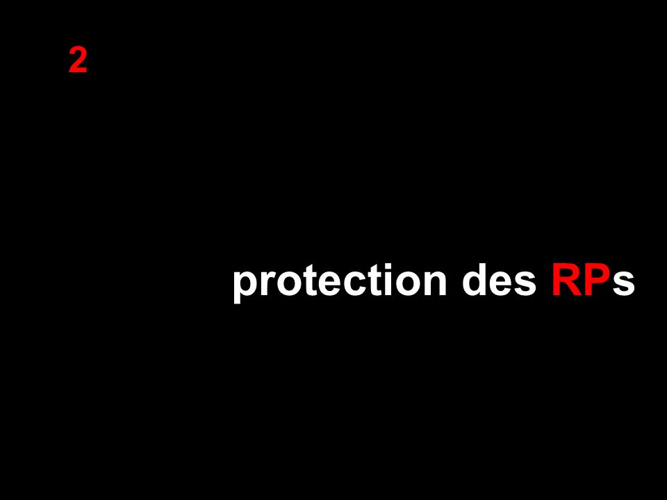 protection des RPs 2