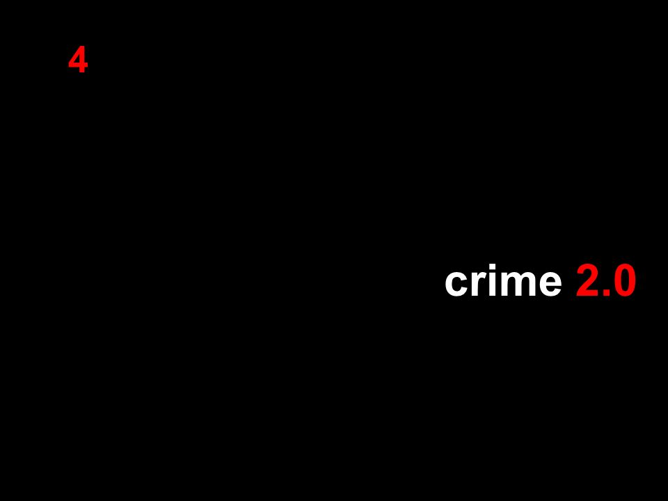 crime 2.0 4