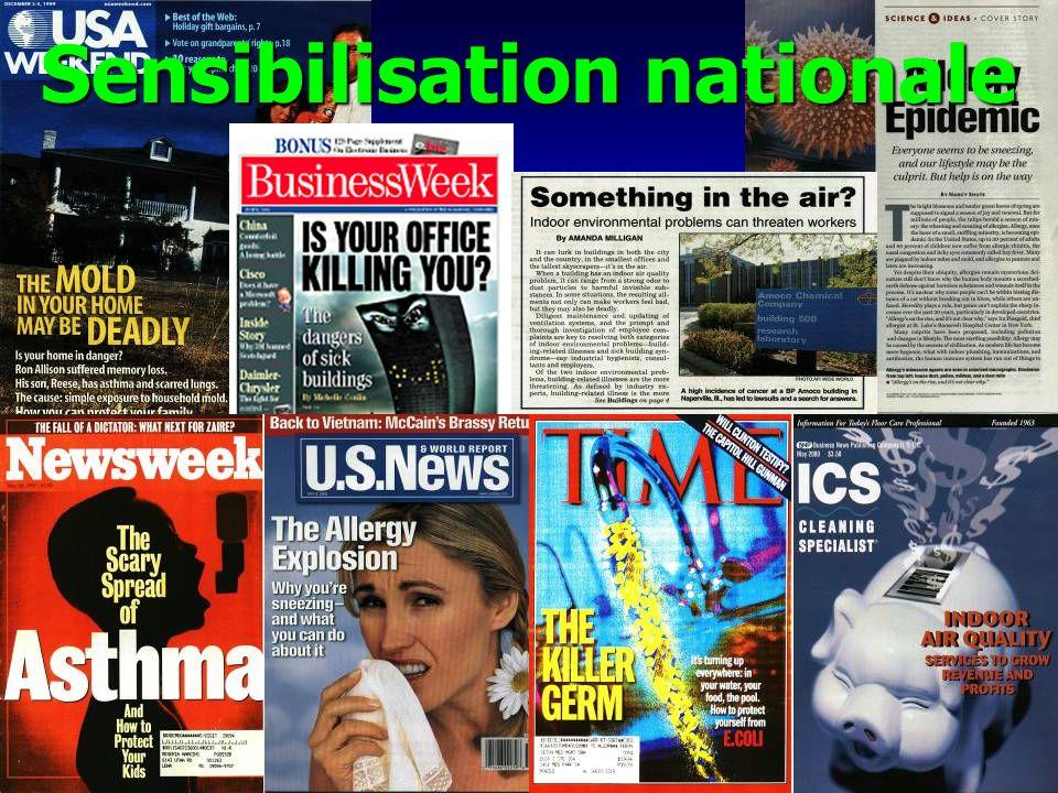 Sensibilisation nationale