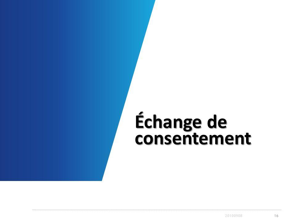 Échange de consentement 1620100908