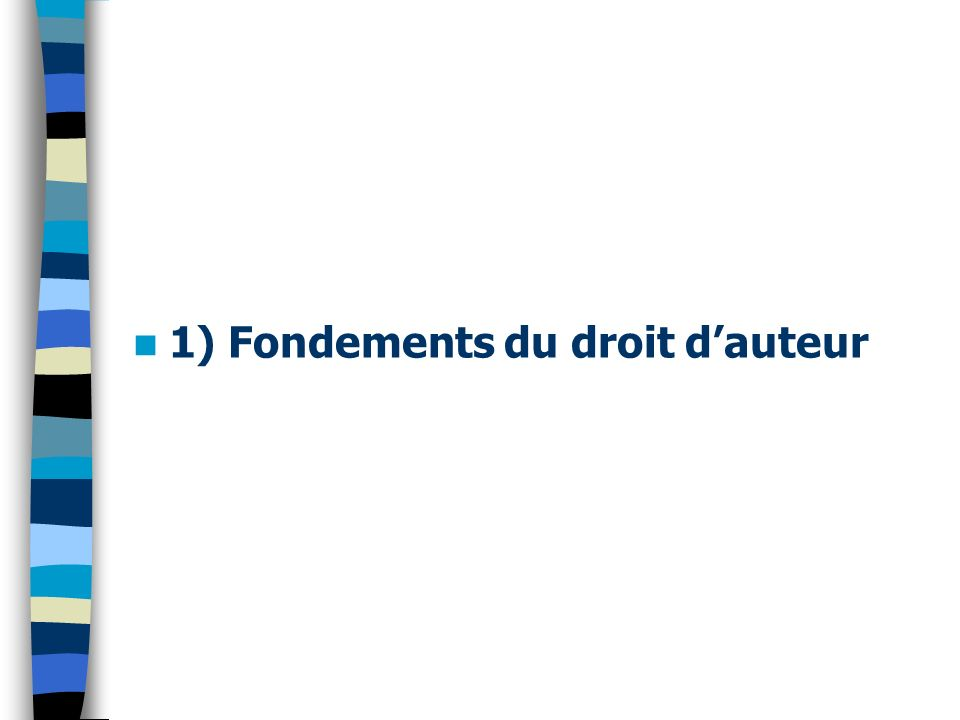 Droits patrimoniaux (art.3(1)) 3.