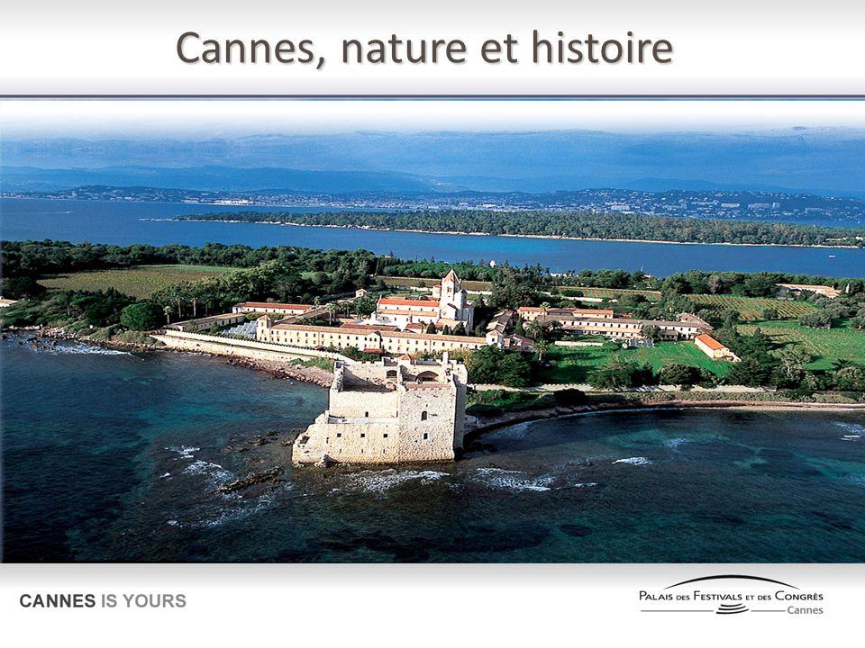 Cannes, nature et histoire
