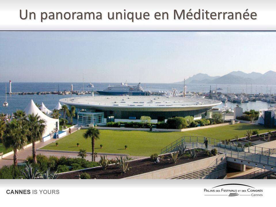 Un panorama unique en Méditerranée