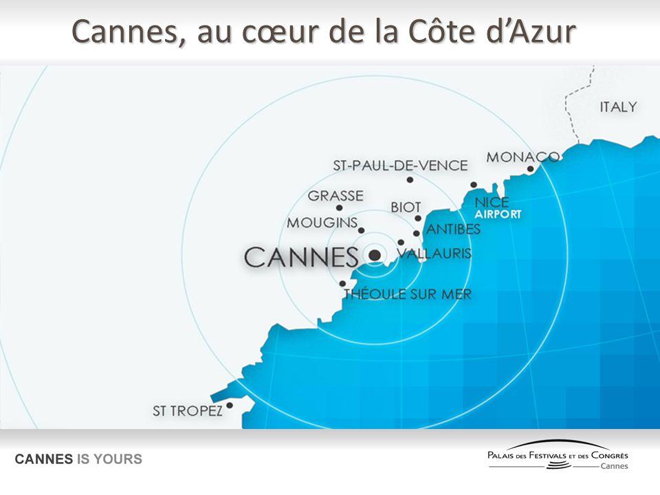 Cannes, au cœur de la Côte dAzur