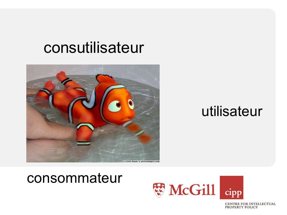 consommateur utilisateur consutilisateur