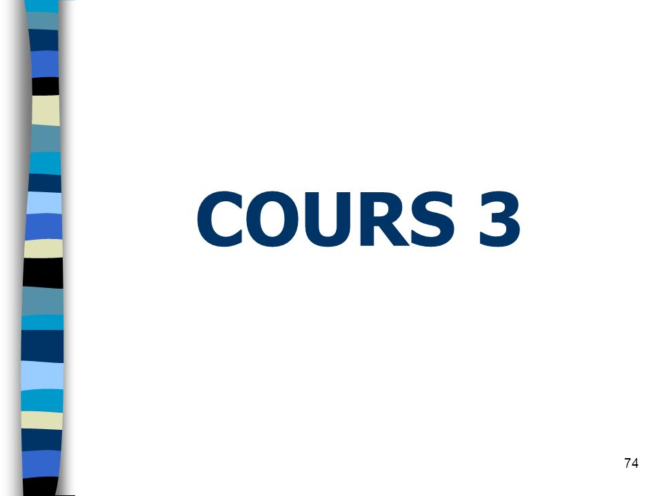 74 COURS 3