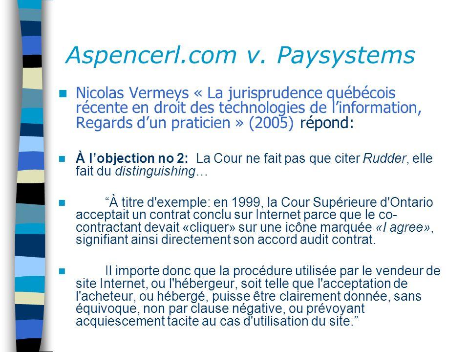 Aspencerl.com v.