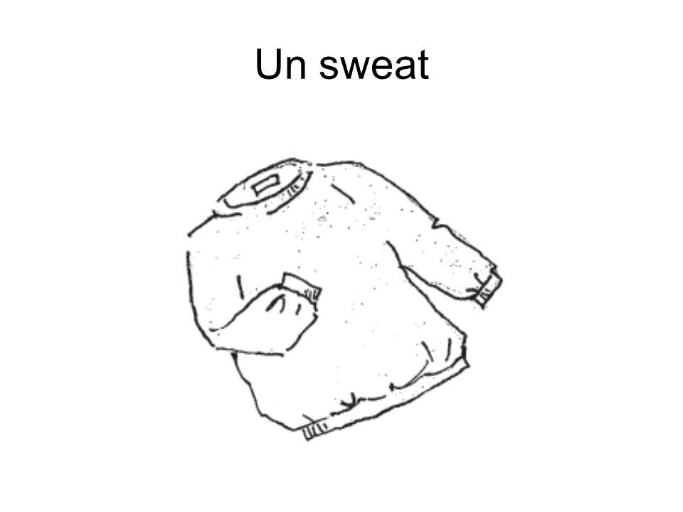 Un sweat