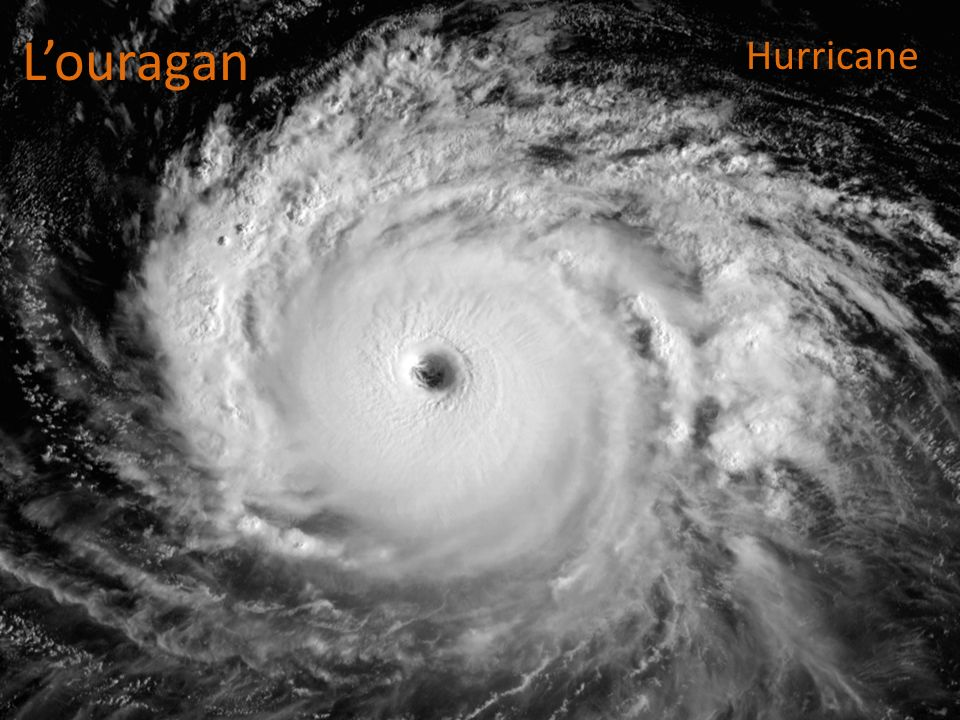 Louragan Hurricane