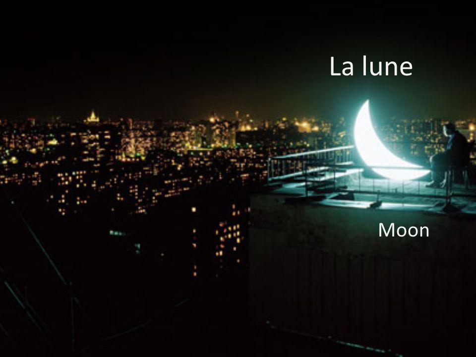 La lune Moon