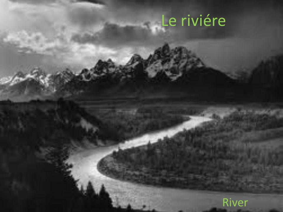 Le riviére River