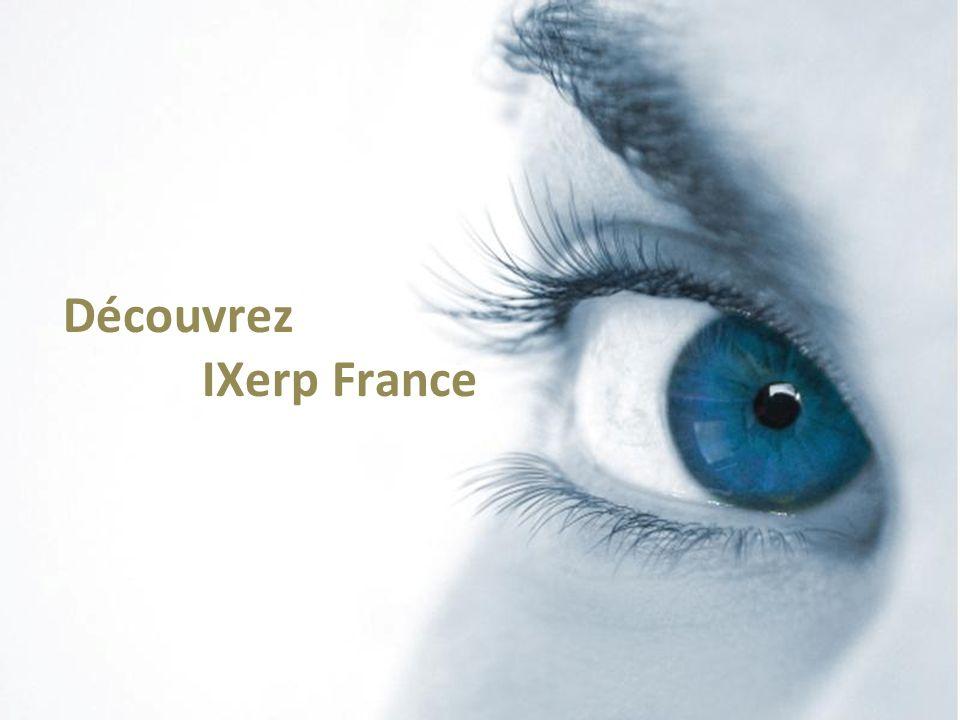 Découvrez IXerp France