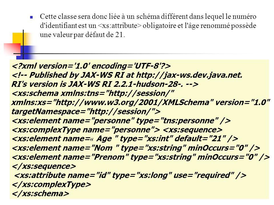 40 <!-- Published by JAX-WS RI at http://jax-ws.dev.java.net. RI's version is JAX-WS RI 2.2.1-hudson-28-. --> <xs:schema xmlns:tns=