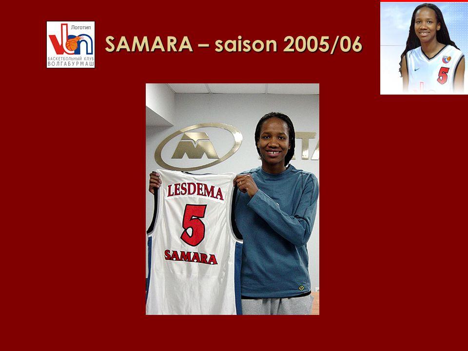 SAMARA – saison 2005/06