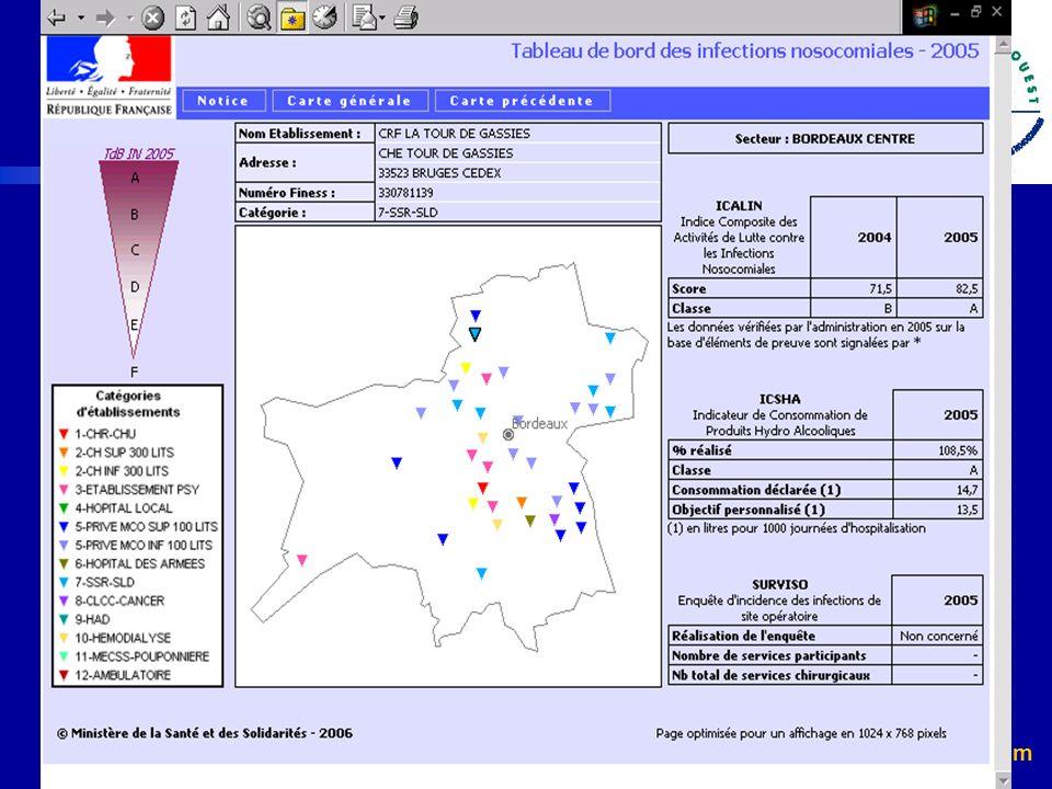 www.cclin-sudouest.com Programme national LIN Mieux informer