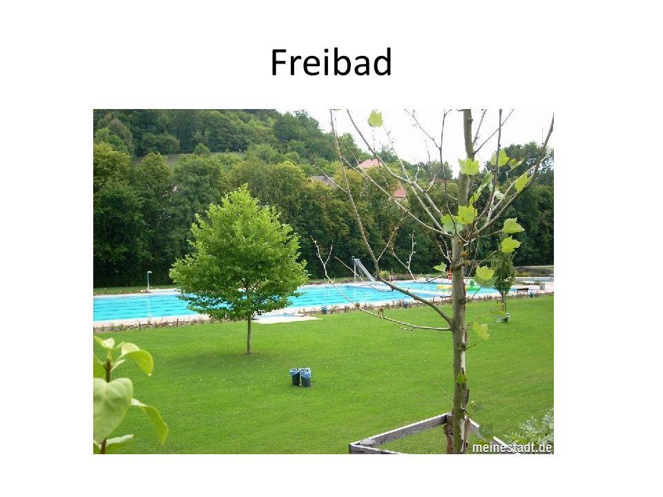 Freibad in Eltmann