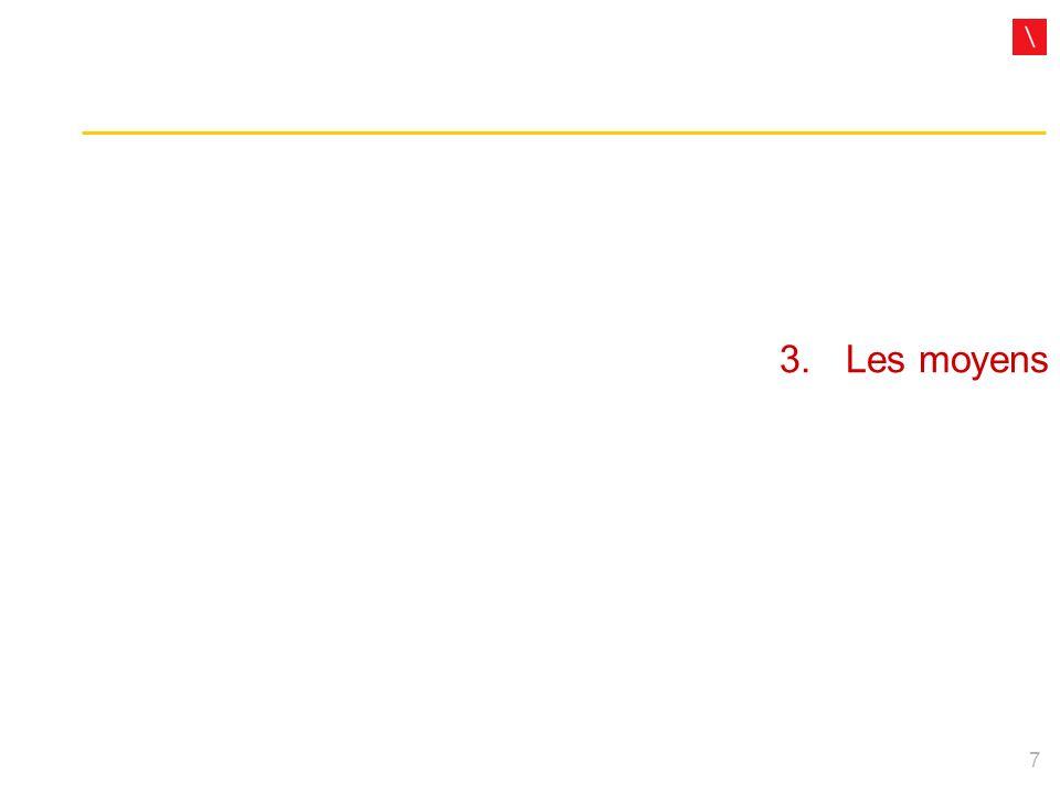8 Les moyens Un mini site pré-record >Inscription à une newsletter pour être averti de la retransmission.