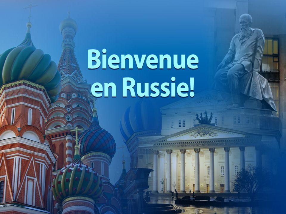 Bienvenue en Russie!