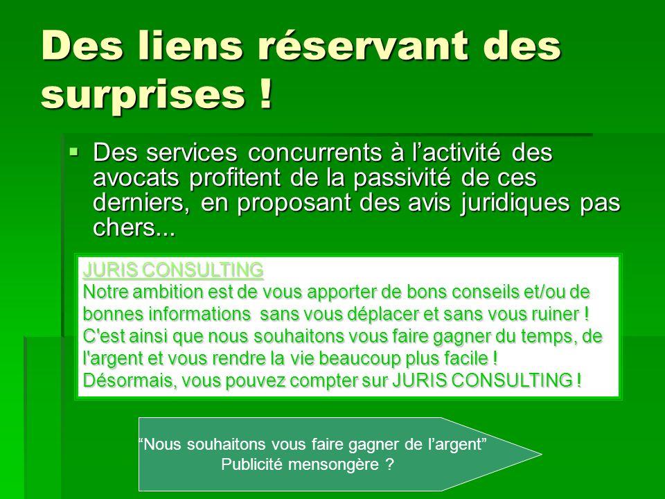 Un référencement plus timide en droit des affaires Internet ne semble pas une priorité dans la stratégie de communication des cabinets daffaires français...