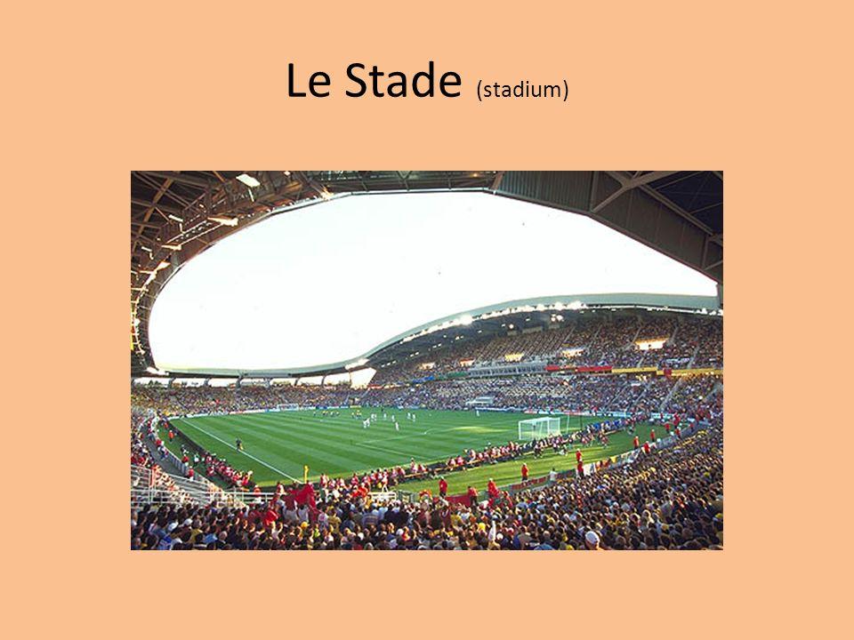 Le Stade (stadium)