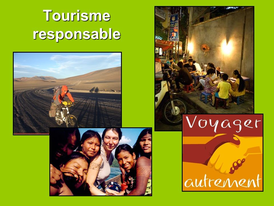 Tourisme responsable