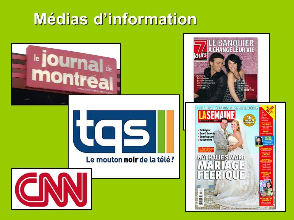 Médias dinformation
