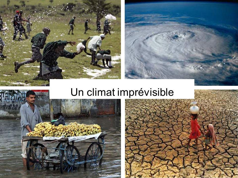 bfl Un climat imprévisible Narinder Nanu Reuters