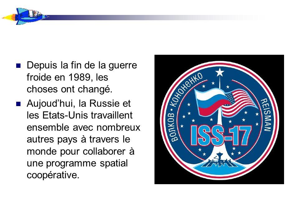 Depuis la fin de la guerre froide en 1989, les choses ont changé.