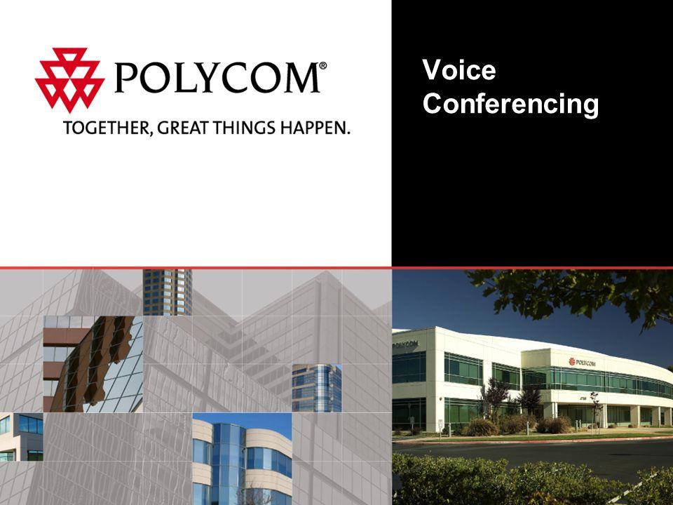 Voice Conferencing