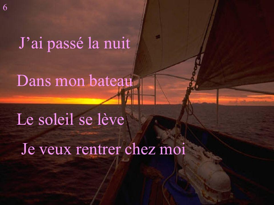 Day-O le soleil se lèveDay-O le soleil se lève Day-ODay-O Jai passé la nuit Dans mon bateau Le soleil se lève Je veux rentrer chez moi 7