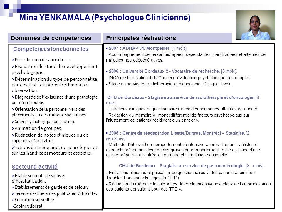 2004 : Maison dArrêt, Gradignan – Enseignante.[8 mois – Activité Parallèle].