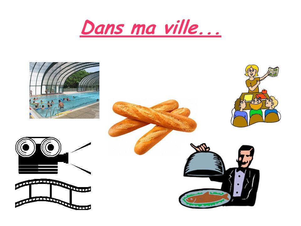 Est-ce qu il y a....= is there... Il y a = there is Il n y a pas de= there is no...
