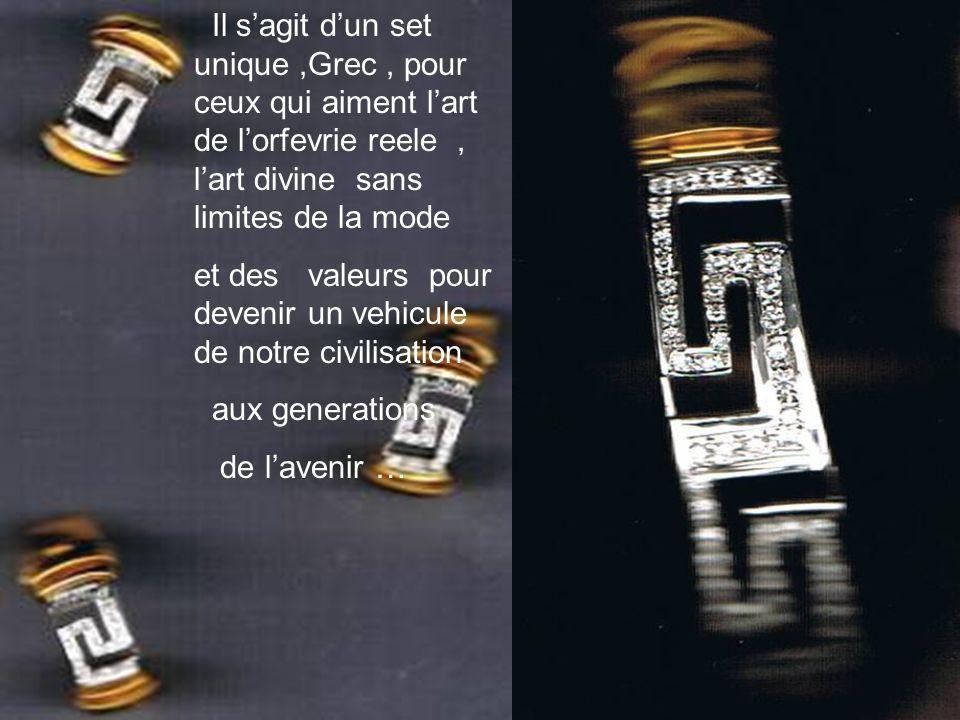 Le spirale, symbolise le cordon ambilicale et notre colier martele a la main en or 18k …