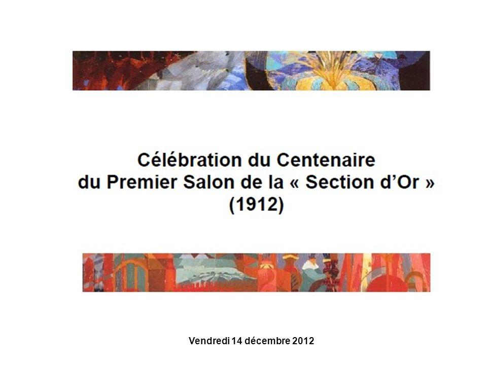 Programme Introduction générale de la soirée (D.Vallens) Les contours de la Section dOr (D.