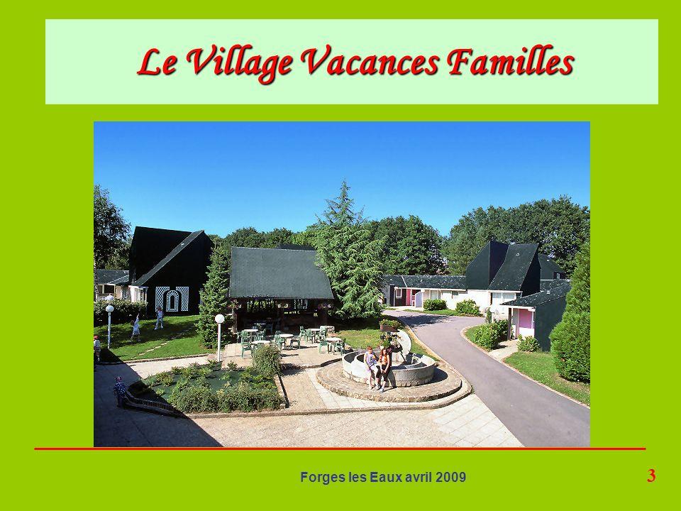 3 Le Village Vacances Familles