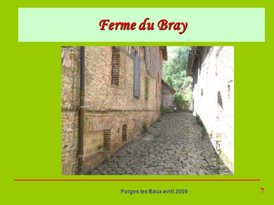 7 Ferme du Bray