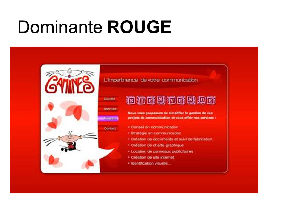 Dominante ROUGE