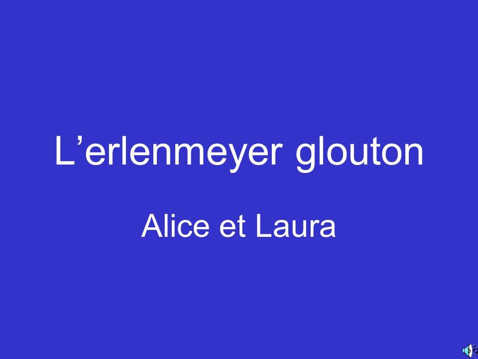 Lerlenmeyer glouton Alice et Laura
